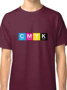 CMYK 9 Classic T-Shirt