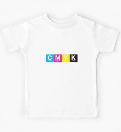 CMYK 9 Kids Tee