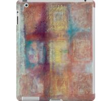 Spirit Matter Cosmos (section detail) iPad Case/Skin