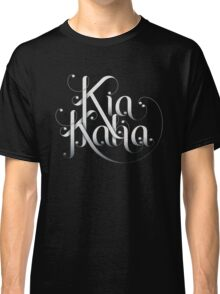 Kia Kaha Classic T-Shirt