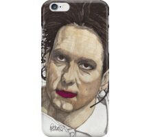 Robert Smith iPhone Case/Skin