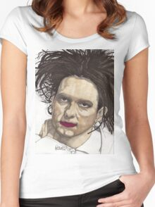 Robert Smith Women's Fitted Scoop T-Shirt