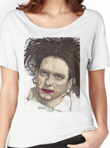 Robert Smith Women's Relaxed Fit T-Shirt