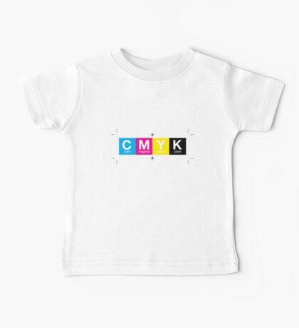 CMYK 10 Baby Tee