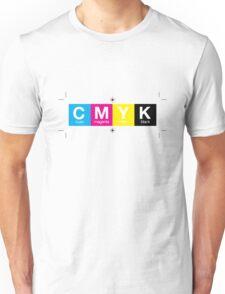 CMYK 10 Unisex T-Shirt