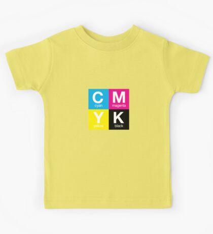 CMYK 11 Kids Tee
