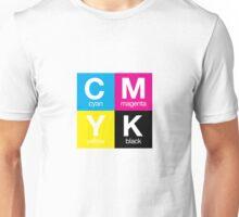 CMYK 11 Unisex T-Shirt