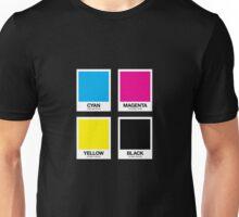 CMYK 12 Unisex T-Shirt