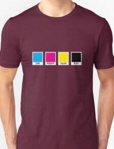 CMYK 13 Unisex T-Shirt