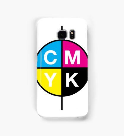 CMYK 14 Samsung Galaxy Case/Skin
