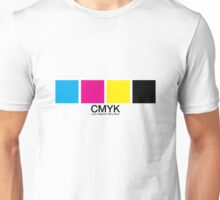 CMYK 15 Unisex T-Shirt