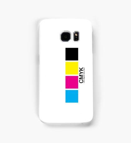 CMYK 15 Samsung Galaxy Case/Skin