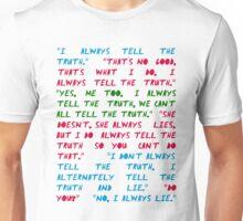 """""""Halt, Traveller!""""  Unisex T-Shirt"""