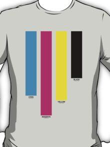 CMYK 16 T-Shirt