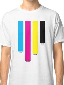 CMYK 16 Classic T-Shirt