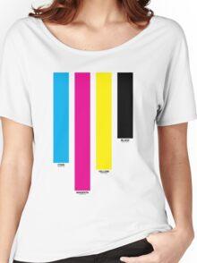 CMYK 16 Women's Relaxed Fit T-Shirt