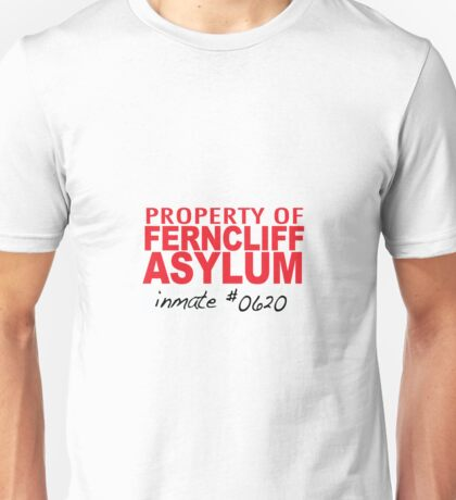 Ferncliff Asylum  Unisex T-Shirt