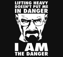 I AM The Danger by oolongtees
