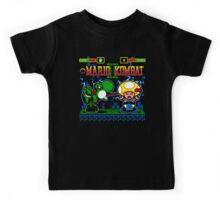 Mario Kombat II Kids Tee