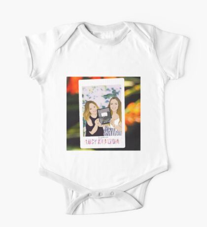 Plaque - Lucy and Lydia One Piece - Short Sleeve