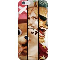 Monkey D. Luffy Pirates iPhone Case/Skin