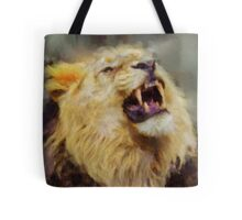 Roar by Pierre Blanchard Tote Bag