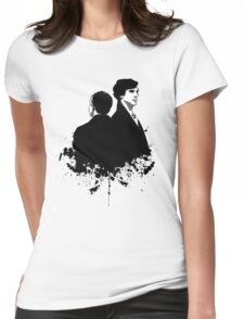 Consulting Detectives Womens Fitted T-Shirt