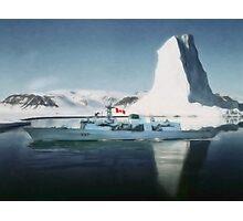 HMCS Fredericton V2 by Shawna Mac Photographic Print