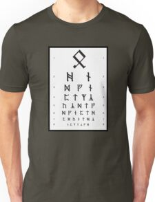 Bilbo's Eye Appointment Unisex T-Shirt