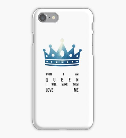 Queen Sansa iPhone Case/Skin