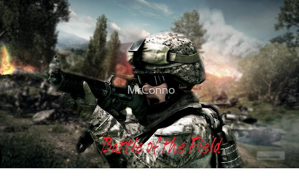 Battle Field 3 by MrConno