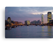 London II Canvas Print