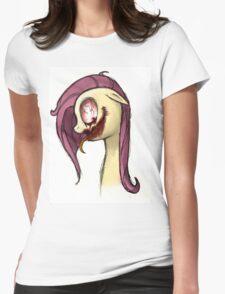 Pinkimena Womens Fitted T-Shirt