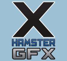 xHamsterGFX T-Shirt One Piece - Short Sleeve