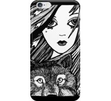 Watching The Autumn Equinox iPhone Case/Skin