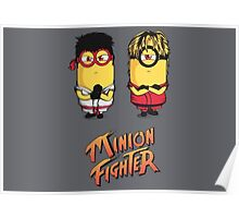 Minion Fighter Poster