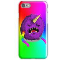 Weird monster iPhone Case/Skin