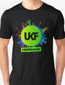 UKF-Drum And Bass Unisex T-Shirt