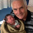 A Very Proud Grandfather. by Alwyn Simple