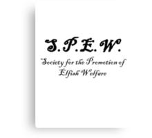 S.P.E.W. Canvas Print