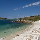 Appletree Beach - Tresco by DavidCH