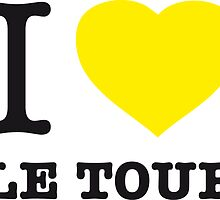 I ♥ LE TOUR by eyesblau