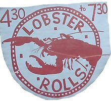 Lobster Rolls - Martha's Vineyard by TexasBarFight