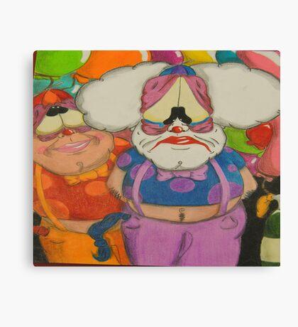 """Wonderland"" Canvas Print"