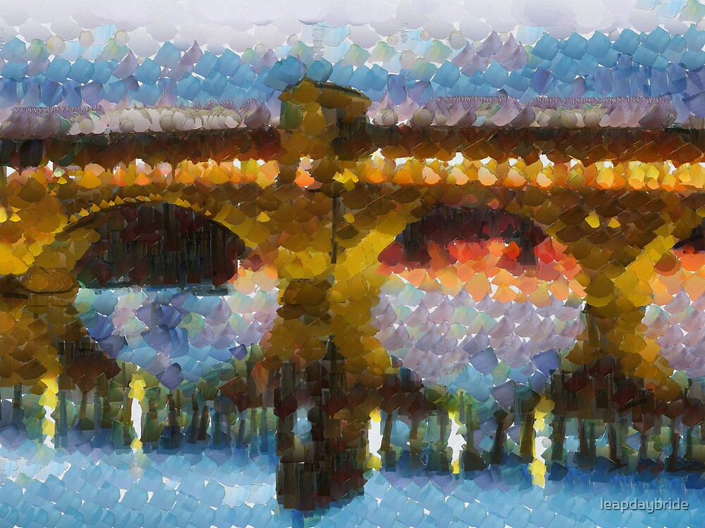 The Bridge by leapdaybride
