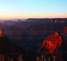 Grand Canyon Dawn by Daniel Owens
