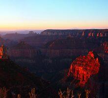 Grand Canyon Dawn by Daniel Owens