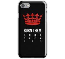 King Aerys iPhone Case/Skin
