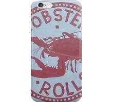 Lobster Rolls - Martha's Vineyard iPhone Case/Skin