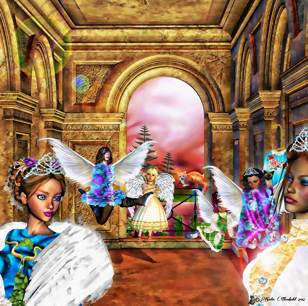 Celestial Rivalry by Kristie Theobald